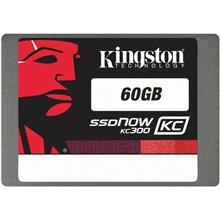 KingSton KC300 60GB Internal SSD Drive